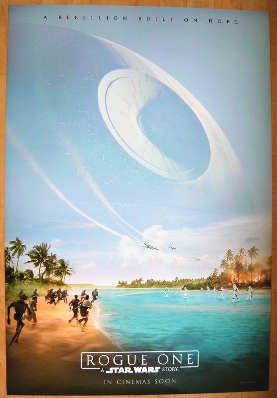 画像1: ローグ・ワン/スター・ウォーズ・ストーリー US版オリジナルポスター
