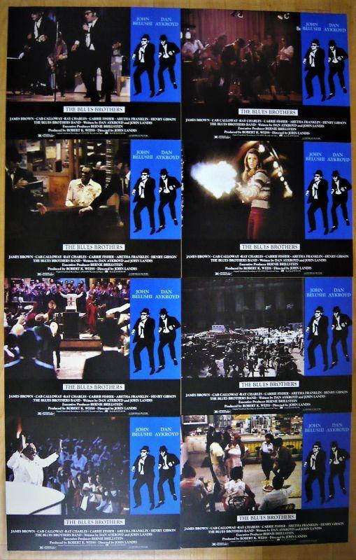 画像1: ブルース・ブラザース US版オリジナルロビーカード