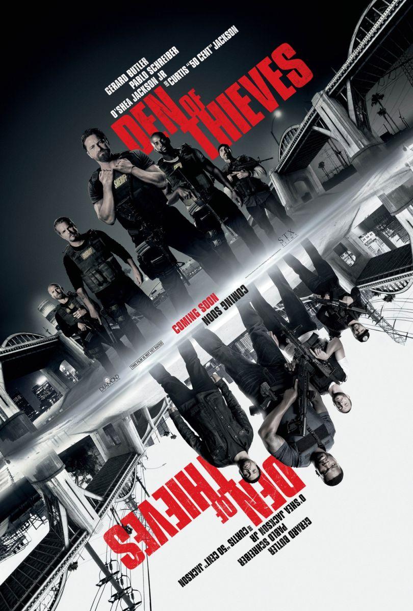 画像1: DEN OF THIEVES US版オリジナルポスター