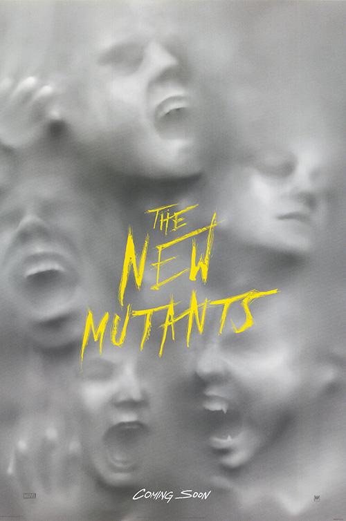 画像1: ニューミュータンツ US版オリジナルポスター