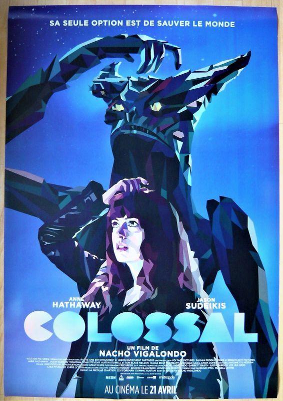画像1: シンクロナイズドモンスター カナダ版オリジナルポスター