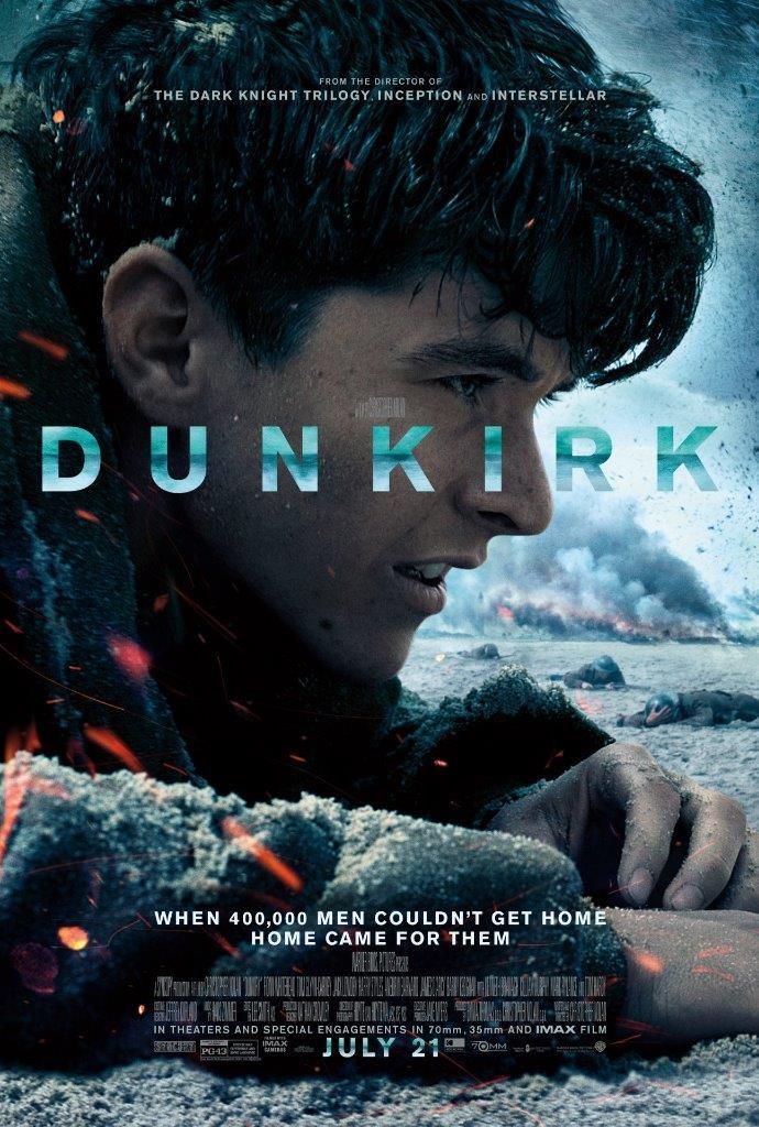 画像1: ダンケルク US版オリジナルポスター
