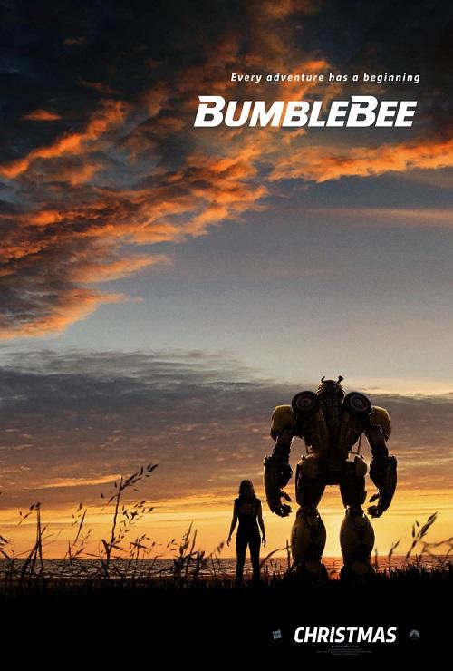 画像1: バンブルビー/トランスフォーマー・ストーリー US版オリジナルポスター