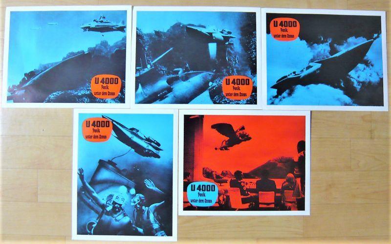 画像2: 緯度0大作戦 ドイツ版オリジナルロビーカード