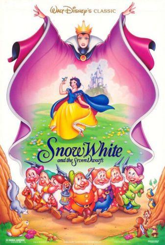 画像1: 白雪姫 US版オリジナルポスター