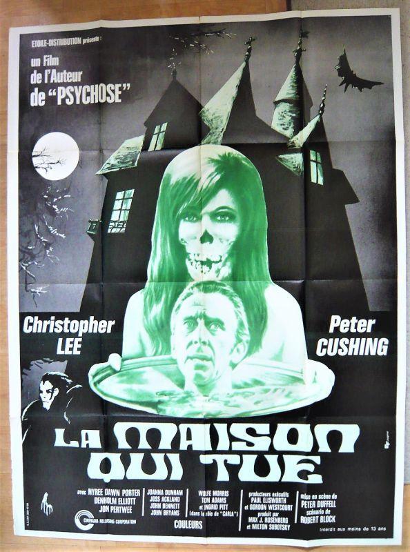 画像1: ブラッド・ゾーン フランス版オリジナルポスター