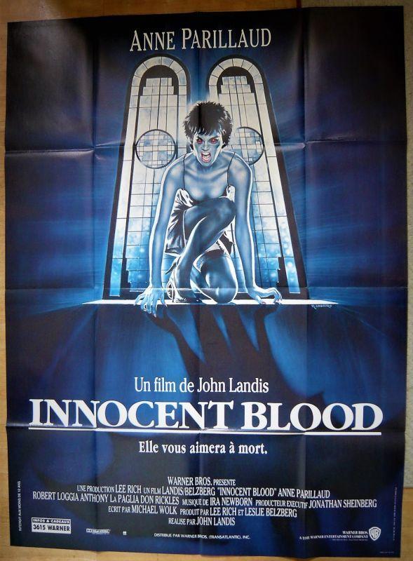 画像1: イノセント・ブラッド フランス版オリジナルポスター