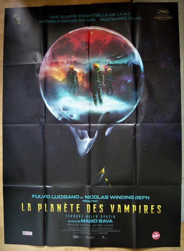 画像1: バンパイアの惑星 フランス版オリジナルポスター
