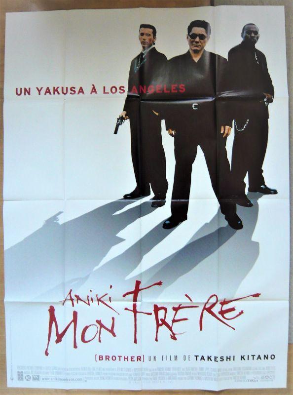 画像1: BROTHER フランス版オリジナルポスター