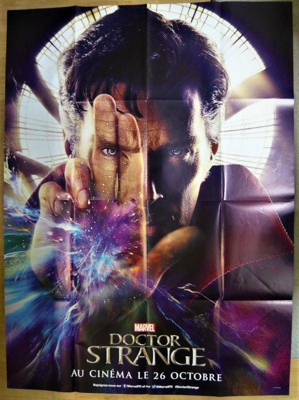 画像1: ドクター・ストレンジ フランス版オリジナルポスター