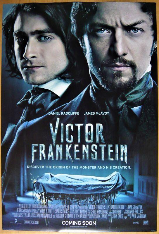 画像1: ヴィクター・フランケンシュタイン US版オリジナルポスター