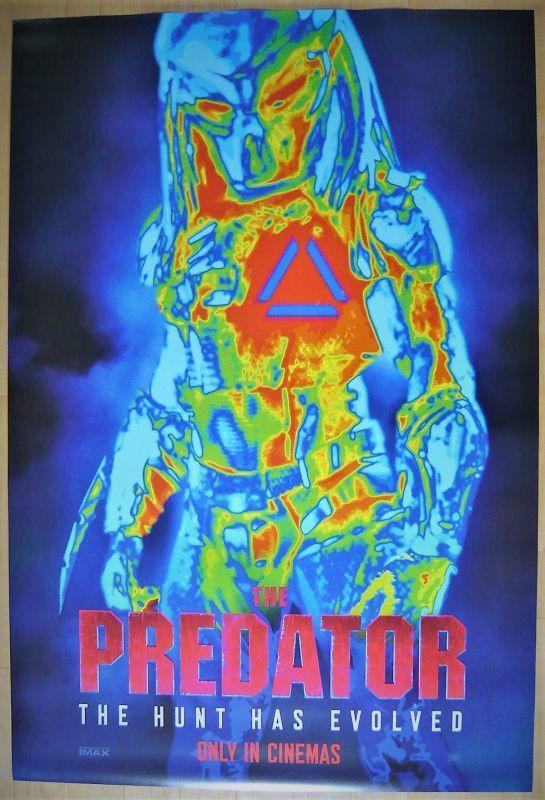画像1: ザ・プレデター US版オリジナルポスター