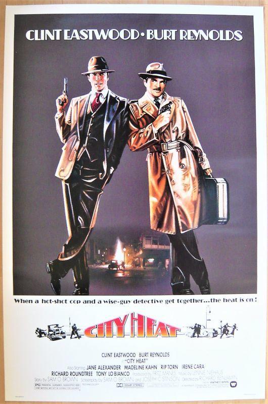 画像1: シティ・ヒート US版オリジナルポスター