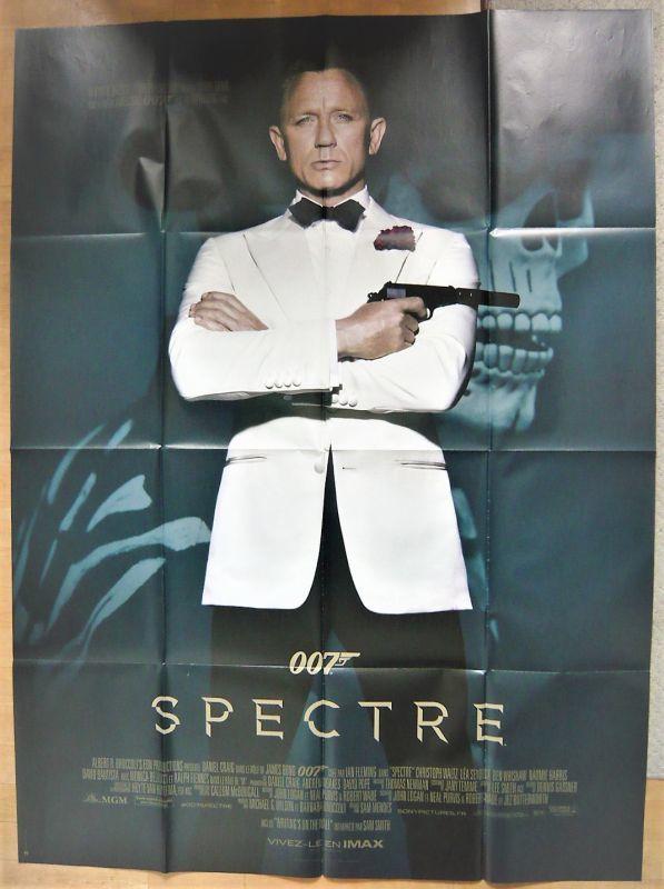 画像1: 007/スペクター フランス版オリジナルポスター