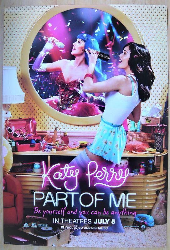 画像1: ケイティ・ペリー パート・オブ・ミー3D US版オリジナルポスター