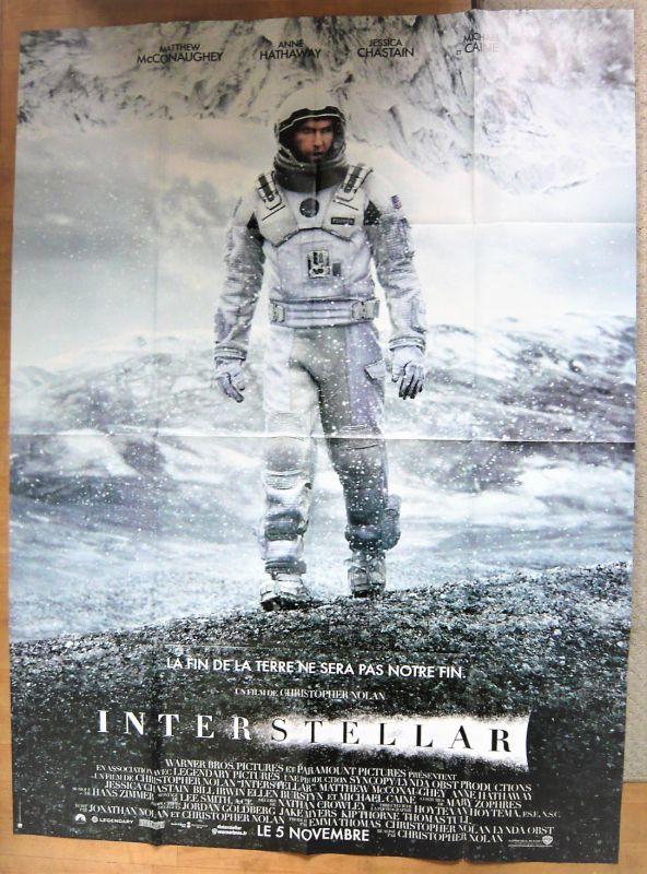 画像1: インターステラ― フランス版オリジナルオリジナルポスター