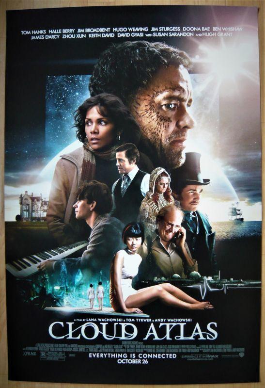 画像1: クラウドアトラス US版オリジナルポスター