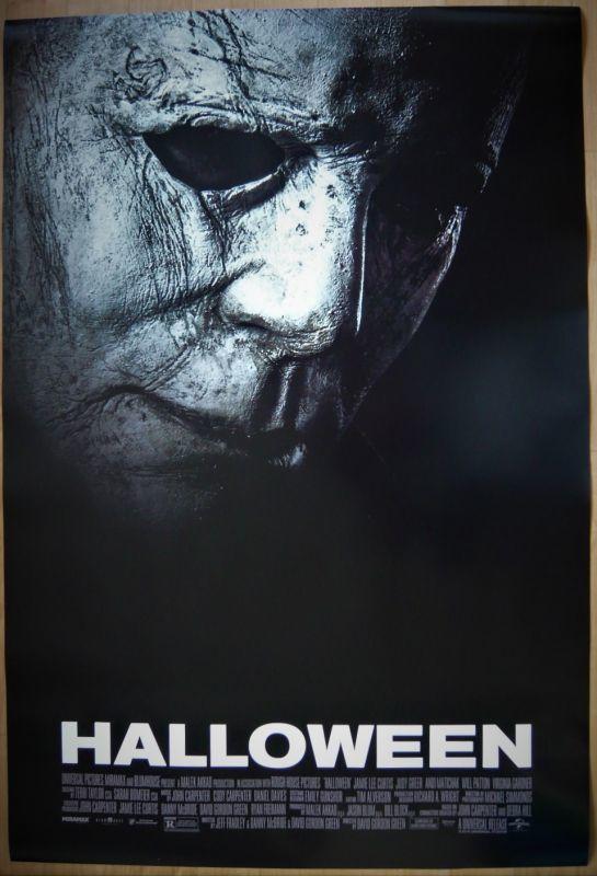 画像1: ハロウィン US版オリジナルポスター