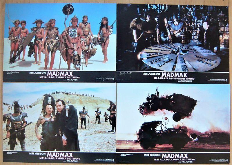 画像3: マッドマックス サンダードーム スペイン版オリジナルロービーカードセット