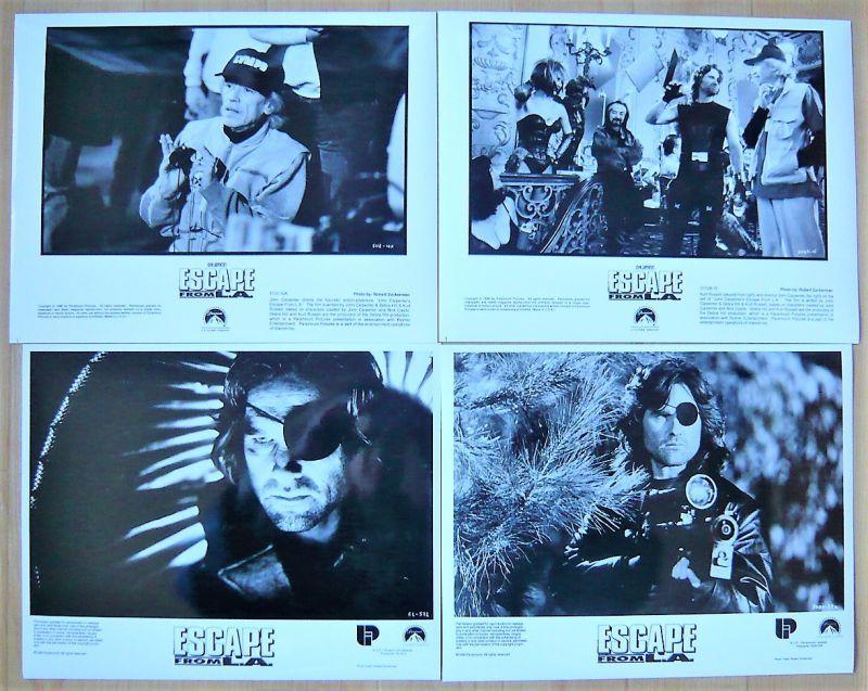 画像2: エスケープ・フロム・L.A. US版オリジナルプレス写真