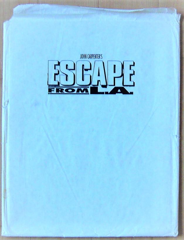 画像3: エスケープ・フロム・L.A. US版オリジナルプレス写真