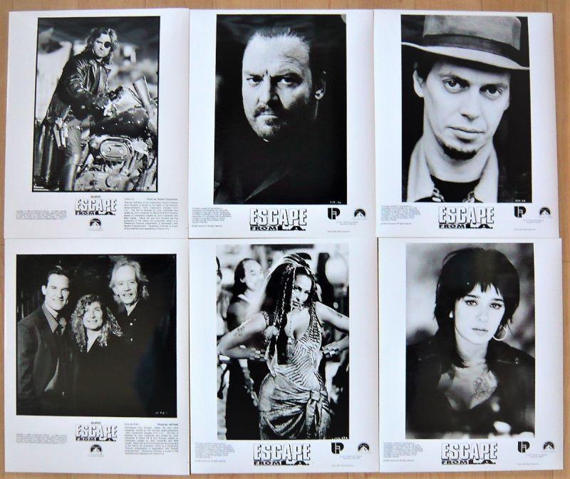 画像1: エスケープ・フロム・L.A. US版オリジナルプレス写真
