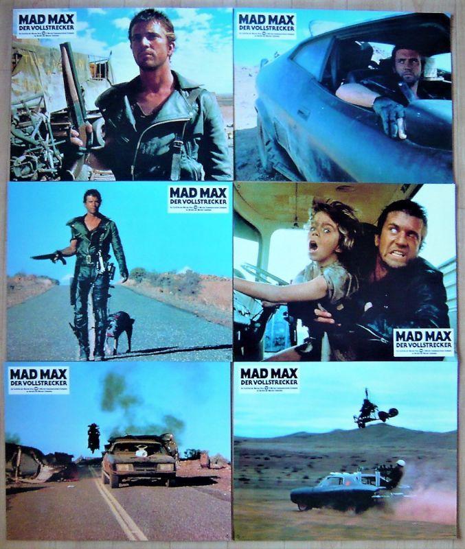 画像1: マッドマックス2 ドイツ版オリジナルロビーカード