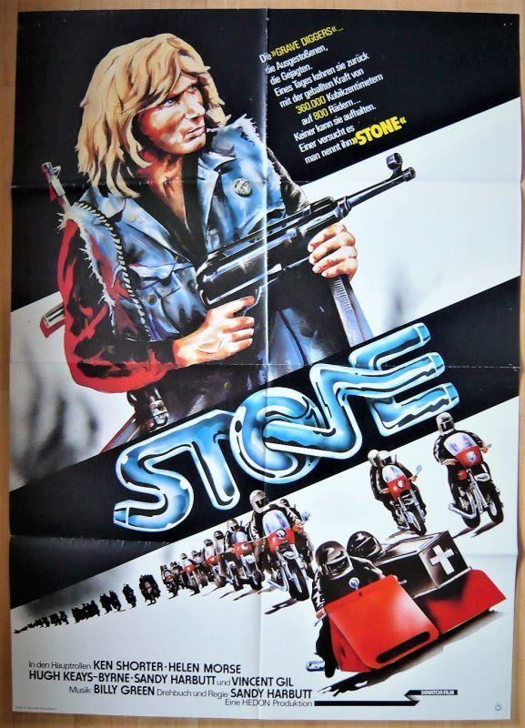 画像1: マッドストーン ドイツ版オリジナルポスター
