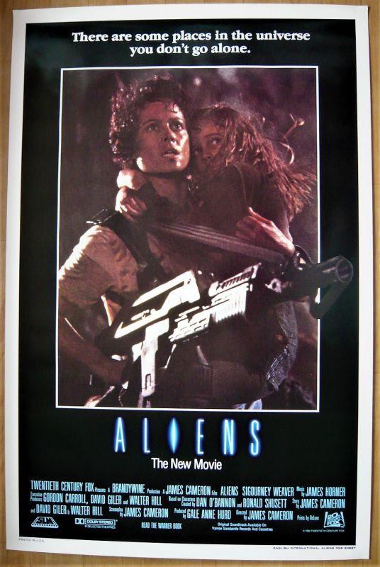 画像1: エイリアン2 US版オリジナルポスター