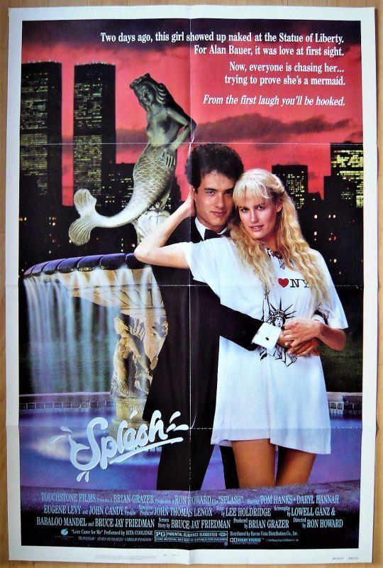 画像1: スプラッシュ US版オリジナルポスター