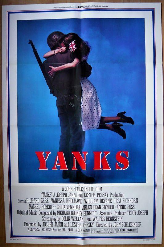 画像1: ヤンクス US版オリジナルポスター