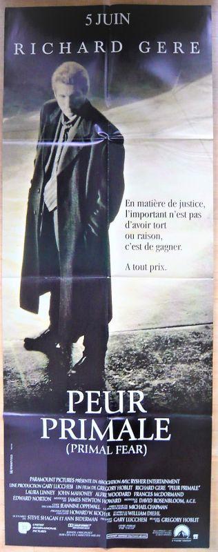 画像1: 真実の行方 フランス版オリジナルポスター