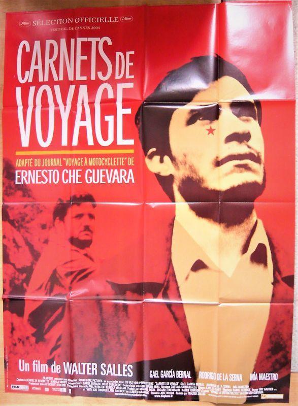 画像1: モーターサイクル・ダイアリーズ フランス版オリジナルポスター