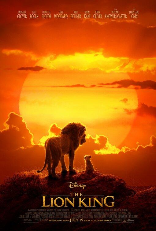 画像1: ライオン・キング US版オリジナルポスター