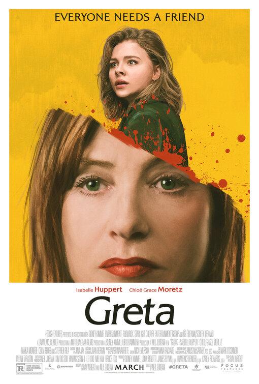 画像1: グレタ GRETA US版オリジナルポスター