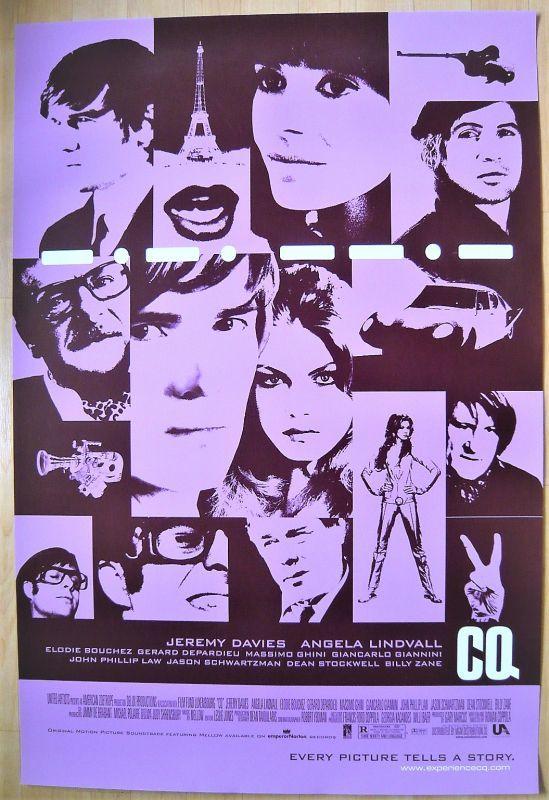 画像1: CQ US版オリジナルポスター