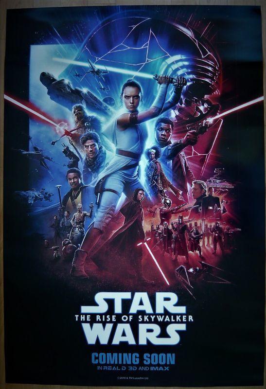 画像1: スター・ウォーズ/スカイウォーカーの夜明け US版オリジナルポスター