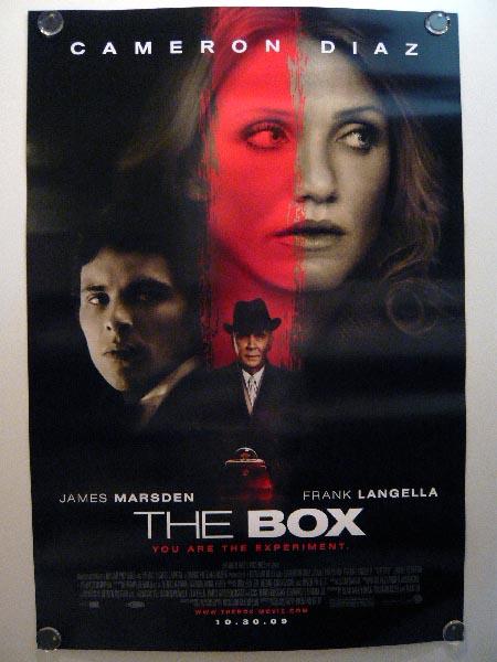画像1: 運命のボタン/THE BOX